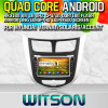Witson S160 Car DVD GPS Player per Hyundai Verna con lo Specchio-Link Pip (W2-M067) di Rk3188 Quad Core HD 1024X600 Screen 16GB Flash 1080P WiFi 3G Front DVR DVB-T