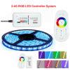 Productos llenos alejados del amortiguador LED del tacto 2.4G RGB LED del RGB