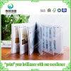 Couverture de papier d'art avec la brochure lustrée pour l'impression de vêtement de mode