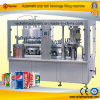 Machine de mise en conserve automatique de boisson de rendement élevé
