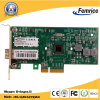 1gbps Single Port Server Network Interface Card, Long Profile e Low Profile Brakets Included SFP Slot Server Adapter