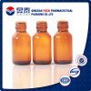 125ml Pharmaceutical Amber Glass Bottle