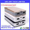 крен USB Output 3.1A Power 10400mAh Dual
