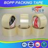 Fita adesiva transparente da selagem BOPP Pcakage da caixa de Hongsu