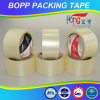 Cinta adhesiva transparente del lacre BOPP Pcakage del cartón de Hongsu
