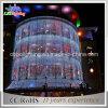 Im Freienweihnachtszeichenkette-Vorhang-Licht für Supermarkt