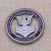 Metal Armed Forces Challenge Coin