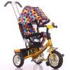El triciclo del bebé de tres ruedas embroma la bici en buena calidad