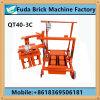 Type mobile de Qt40-3c machine de bloc de Chine