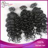 Extensão chinesa do cabelo Curly eu derrubo pre ligado