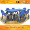 Tableau en plastique d'écoliers avec la jambe de Tableau d'acier inoxydable (IFP-034)