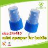 병 사용법 24 410의 플라스틱 안개 스프레이어 펌프 헤드