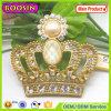 Brooch del re placcato oro europeo Crown Brooch Fashion Crystal