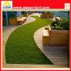 Het Goedkoopste Kunstmatige Gras van de hoogste Kwaliteit voor Woon Commercieel van de Binnenplaats van het Spoor
