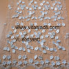 3D Flower Lace Fabric para Wedding Dress VL-60038BC