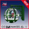 Alle Groene LEIDENE van de Decoratie van de Kerstman van de Lamp van de Muur van Kerstmis Lichten