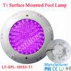 Indicatore luminoso della piscina della plastica 105PCS SMD 5050 LED con il regolatore a distanza di RGB