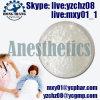 ローカル麻酔のXylocaine Lignocaineの薬剤の原料のLidocaine CAS 137-58-6