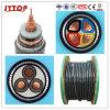 Cabo distribuidor de corrente blindado isolado XLPE/PVC de fio de cobre de tensão de N2xsy baixo