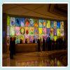 Church Decorationのための多色刷りのGlass Wall Painting