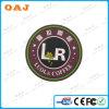Escritura de la etiqueta de goma del PVC de Shenzhen Oaj