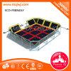Trampolines гимнастики кровати Trampoline пригодности высокого качества крытые для сбывания