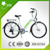 26inch Hidden Battery 250W36V New Design Ebike für Lady mit LCD Display