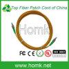 FC/APC-FC/APC Koord van het Flard van de vezel het Optische