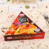 Paquet ondulé de boîte à pizza de forme de triangle