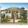 Diseño hermoso con la puerta del patio de la alta calidad
