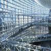 Edificio profesional de la estructura de acero con estándar del SGS