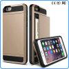 iPhone 6/6s аргументы за Vernus нового панцыря Кореи типа гибридное с держателем гнезда для платы