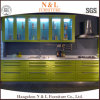 Mobilia di legno della cucina del MDF di disegno classico di stile