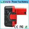 Batterie sans fil de rechange d'outil de courant électrique de longue vie de Bosch Bat038