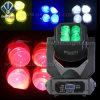 Diodo emissor de luz super 4-Eye 25W Moving Head Party Beam Light de Brightness