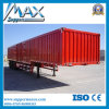 규격품 Large Size 밴 Semi Trailer, Cargo Transporting 밴 Truck Trailer