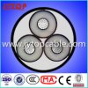 Cavo di alluminio medio 3X95mm di tensione 15kv con il certificato del CE