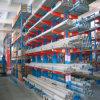 Armazém Storage Commercial Selective Cantilever Rack para Sale