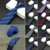 100% artesanal perfeita Jacquard Woven Silk Neck Tie (A277)