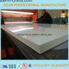 750 Mircon blanco brillante rígido Junta lámina de PVC para la impresión