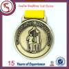 Eventsのための習慣50mm Running Awards Metal Sports Medal