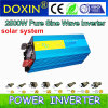 C.C de 2500W Solar System au courant alternatif Pure Sine Wave Inverter 12V 220V au l'Air-Conditioner Inverter