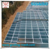 Dipped chaud Galvanized Steel Grating pour Construction