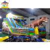 Jungle inflável Park Bouncer com o Slide para Sale