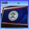 Indicateurs de pays rapides de l'action 3*5FT 100%Polyester Belize de Ddelivery de qualité
