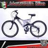 Bicicleta de montanha dupla da suspensão 2016 frame de aço MTB de 26 polegadas
