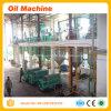 Uittreksel van de Olie van de Zemelen van de Rijst van de hoge Efficiency het Volledige Automatische/Olie die Halend Installatie uitlogen