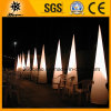 17 ' Outdoor Decoration (BMLB78)のための卸し売りInflatable LED Light Cones