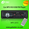 Auto Audio Car MP3 met de Haven Bluetooth Low Price MP3-2015 van de Afstandsbediening Am/FM Radio USB/SD