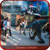 Jurassic Park-realistisches Dinosaurier-Kostüm für Verkauf billig